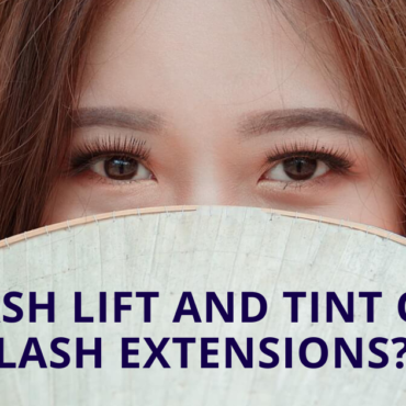 Do you need a lash lift and tint or lash extensions?  The TRUTH!